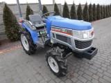 Iseki Sial Hunter 18 4X4 Wspomaganie mini traktor ciągnik ogrodniczy