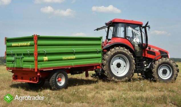 przyczepa rolnicza jednoosiowa Pronar T 654/2 - zdjęcie 5
