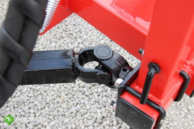 Pielnik hydrauliczny boczny Selmar H-2 pielniki - zdjęcie 4
