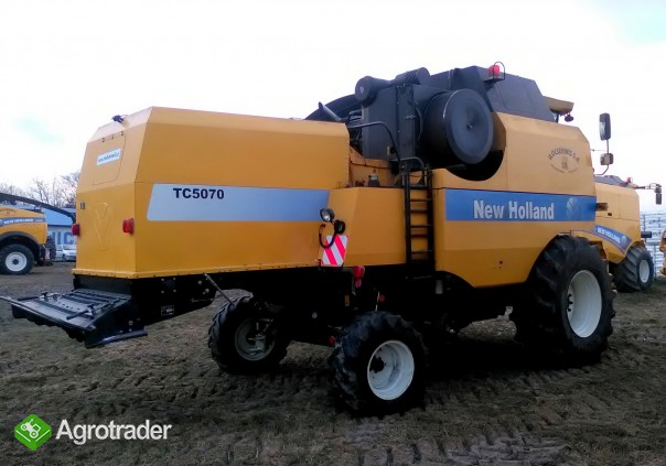 Kombajn New Holland  TC 5070 - zdjęcie 1