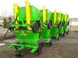 PRODUCENT Sadzarka do ziemniaków dwurzędowa Metalowe koszyki TRANSPORT