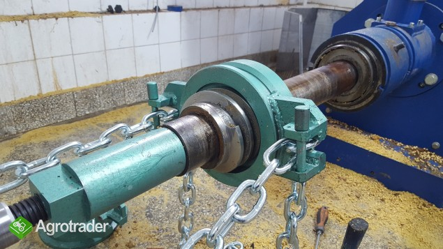 Exstruder, ślimaki  - zdjęcie 1