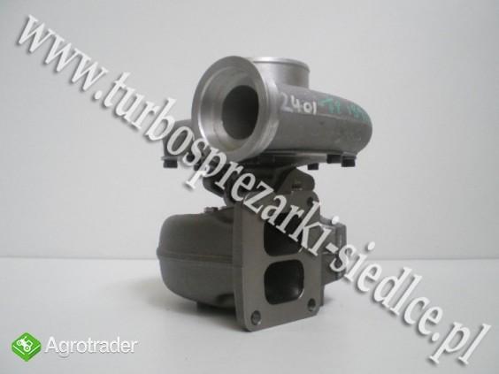 Turbosprężarka BorgWarner KKK - Fendt -  8.4 13789880000 /  1378970000