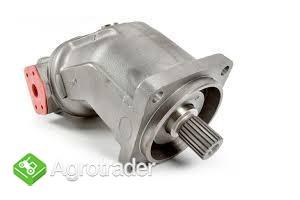 Silniki hydrauliczne REXROTH A6VM28EP1/63W-VZB020HB  - zdjęcie 2