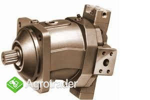 Silniki hydrauliczne REXROTH A6VM28HA1R2/63W-VZB020HA  - zdjęcie 2