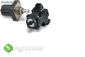 Rexroth silnki hydrauliczne A6VM28HA1U2/63W-VZB020A  - zdjęcie 4