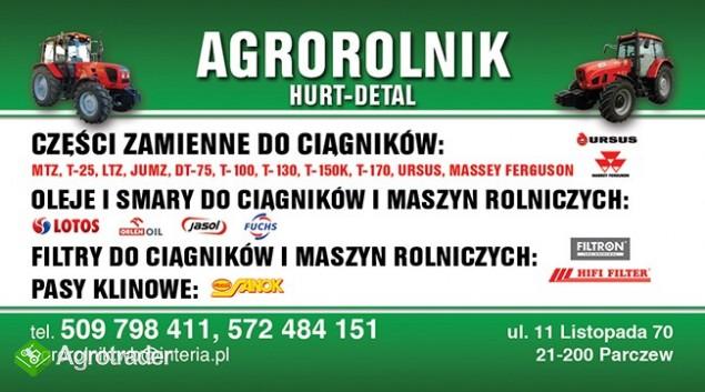 Palec zagarniający podwójny; siewnik Poznaniak.    - zdjęcie 3