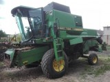 Częsci do kombajnów John Deere 955, 975 985, 1075, 1085 Claas MF NH