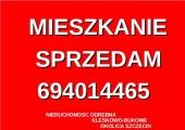 Mieszkanie sprzedam Kleskowo-Bukowe Tlf 694014465