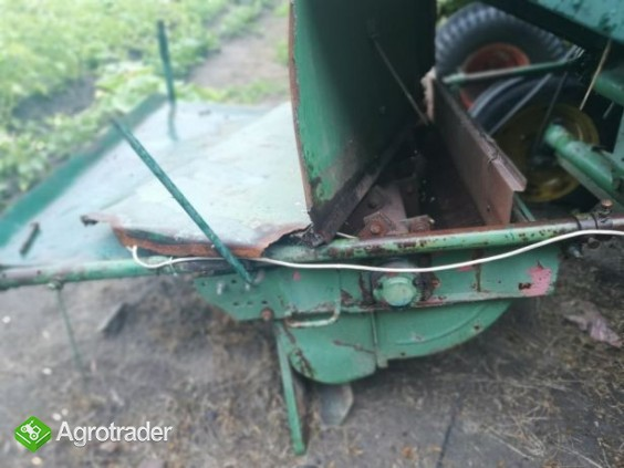 Sieczkarnia John Deere 960,965,970,975, - zdjęcie 2