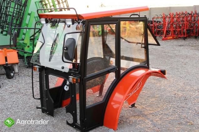 Kabina ciągnikowa sadownicza sadownik Ursus  C360 C330 Szyszka C-360 - zdjęcie 6