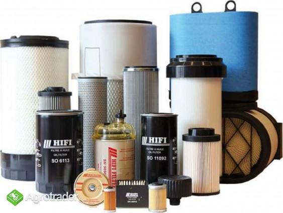 Zestaw serwisowy filtrów TYM T 433