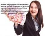 Riešenie finančných problémov vo všetkej úprimnosti.