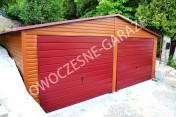 Garaż blaszany garaże blaszane cała Polska dowolny kolor!!