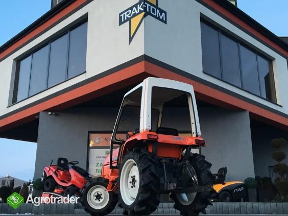 Traktorek KUBOTA SATURN X-20 Kabina 4x4 20 KM wspomaganie - zdjęcie 2