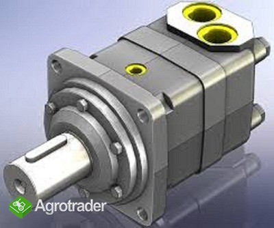 Oferujemy silnik Sauer Danfoss OMV800; OMR160; OMH250; OMH315