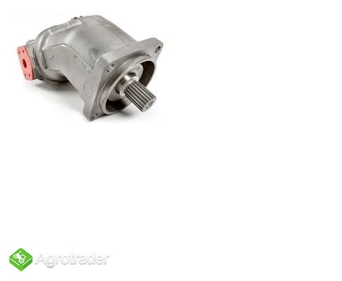 Rexroth silnki hydrauliczne A6VE160HZ1/63W-VAL020B  - zdjęcie 3