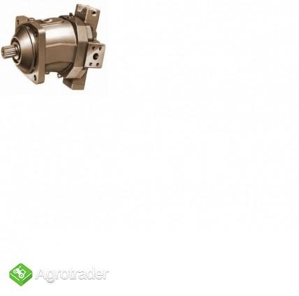 Rexroth silnki hydrauliczne A6VE160HZ1/63W-VAL020B  - zdjęcie 4