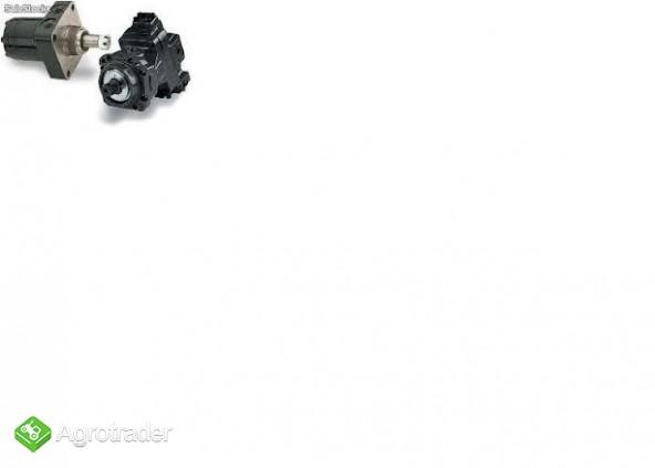 Rexroth silnki hydrauliczne A6VM55HA1U2/63W-VZB020A  - zdjęcie 3