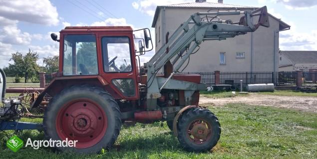 Sprzedam MTZ 82 belarus od rolnika