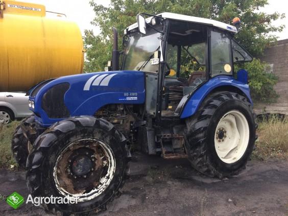 Farmtrac 80 4WD nie zetor ursus new holland case john - zdjęcie 1