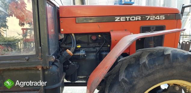 Zetor  7245 z tuzem - zdjęcie 3