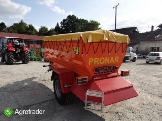 Posypywarka Komunalna PRONAR T 132 - zdjęcie 4