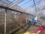 Szklarnia do rozbiórki 480 m2