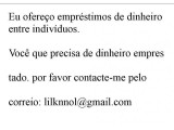 Oferta de empréstimo privado, empréstimo no Brasil, empréstimo em Por