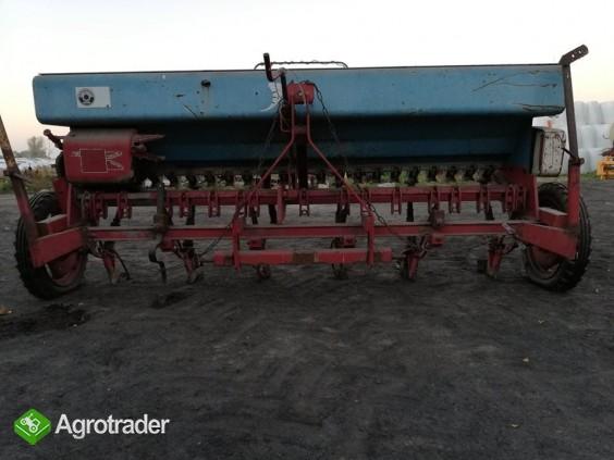 Siewnik do kukurydzy samoróbka ISARIA typ 6000, 2,5m - zdjęcie 1