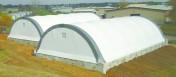 Hala Łukowa Tunelowa Magazynowa Hangar Warsztat 12 x 20 Rolnicza