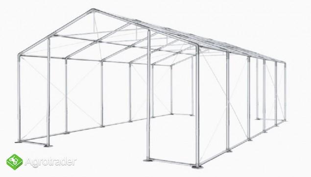Całoroczna Hala namiotowa 5×10×2,5/3,41m - zdjęcie 1