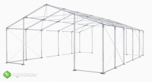 Całoroczna Hala namiotowa 8m × 20m × 3m/4,46m  - zdjęcie 1