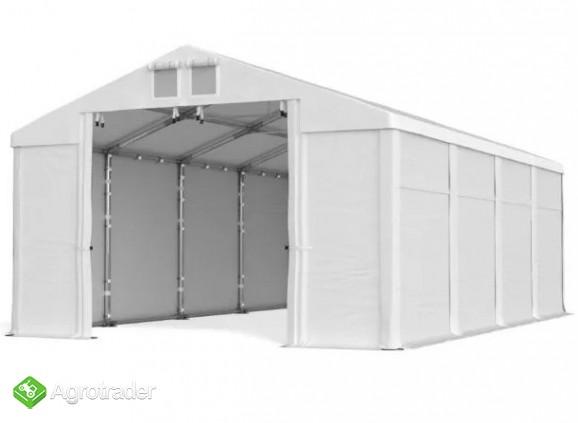 Całoroczna Hala namiotowa 8m × 50m × 2m/3,46m - zdjęcie 3