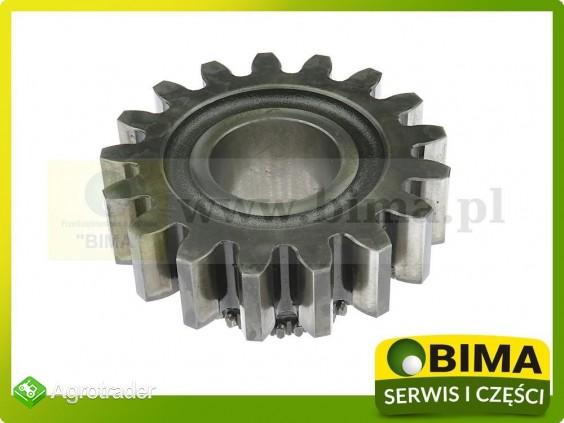 Używane koło zębate wom pto Renault CLAAS 782-4,851 - zdjęcie 1