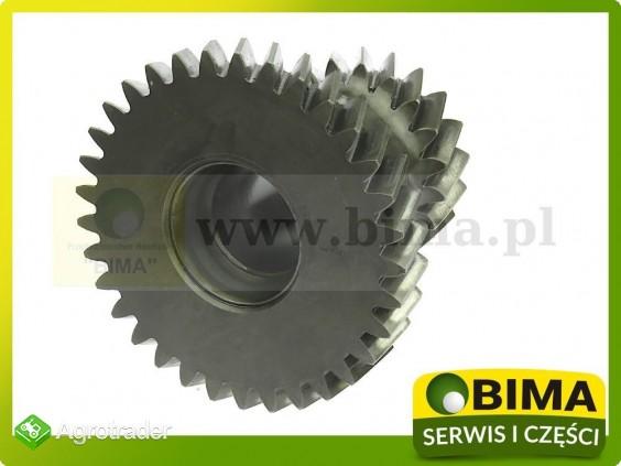 Używane koło zębate wałka Renault CLAAS Temis 630,650 - zdjęcie 3
