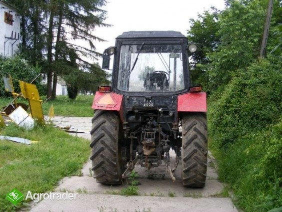 Ciągnik rolniczy mtz 82ts pronar belarus zamienię - zdjęcie 2