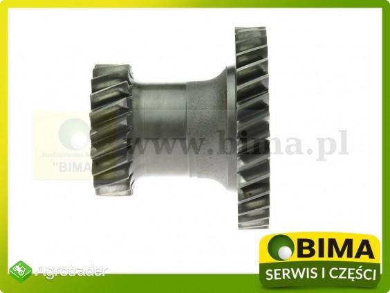Używane koło zębate wałka Renault CLAAS 113-12,113-14 - zdjęcie 2