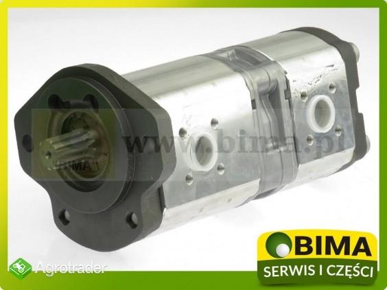 Pompa hydrauliczna hydrauliki Renault CLAAS CERGOS 355 - zdjęcie 2