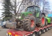 FENDT 924 VARIO - RUFA - TUZ - 2004 ROK - FABRYCZNIE NOWY SILNIK