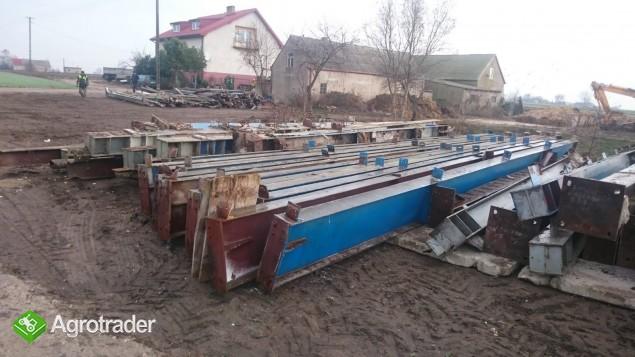 Konstrukcja Stalowa Hala 18X66X6M , 1,8zł/1kg - zdjęcie 4