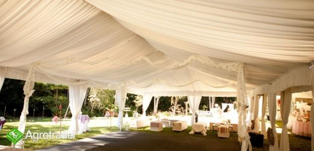 Mocny namiot bankietowy imprezowy okolicznościowy 3x16x2 mtbtent.pl! - zdjęcie 2