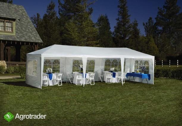 Mocny namiot bankietowy imprezowy okolicznościowy 3x52x2 mtbtent.pl! - zdjęcie 2