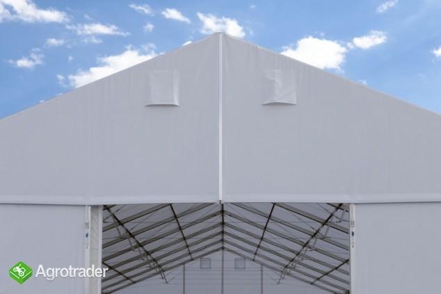 Namiot hala  4x5x2m magzynowa handlowa wiata garaż MTB - zdjęcie 3