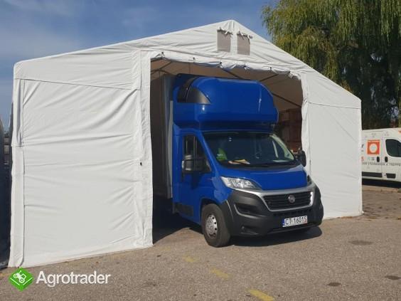 Hala namiot magazynowy handlowy 6x8x2 MTB