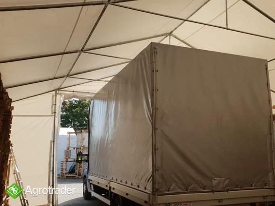 Hala namiot magazynowy handlowy 6x8x2 MTB - zdjęcie 2