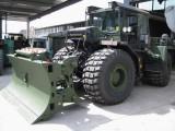 Traktor Spychacz Spycharka Ładowarka kołowa ZETTEL