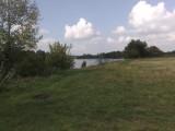działka nad rzeką Narwią