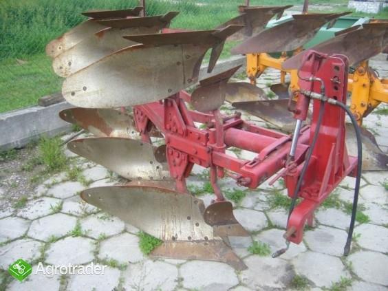 PŁUG Krone Meteor 3 skibowy - zdjęcie 3