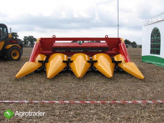 Przystawka do kukurydzy na ziarno EMH 4 NOWA Emmarol